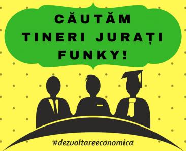 CĂUTĂM TINERI JURAȚI FUNKY! (2)